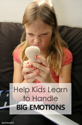 Help Kids Handle Big Emotions at Home
