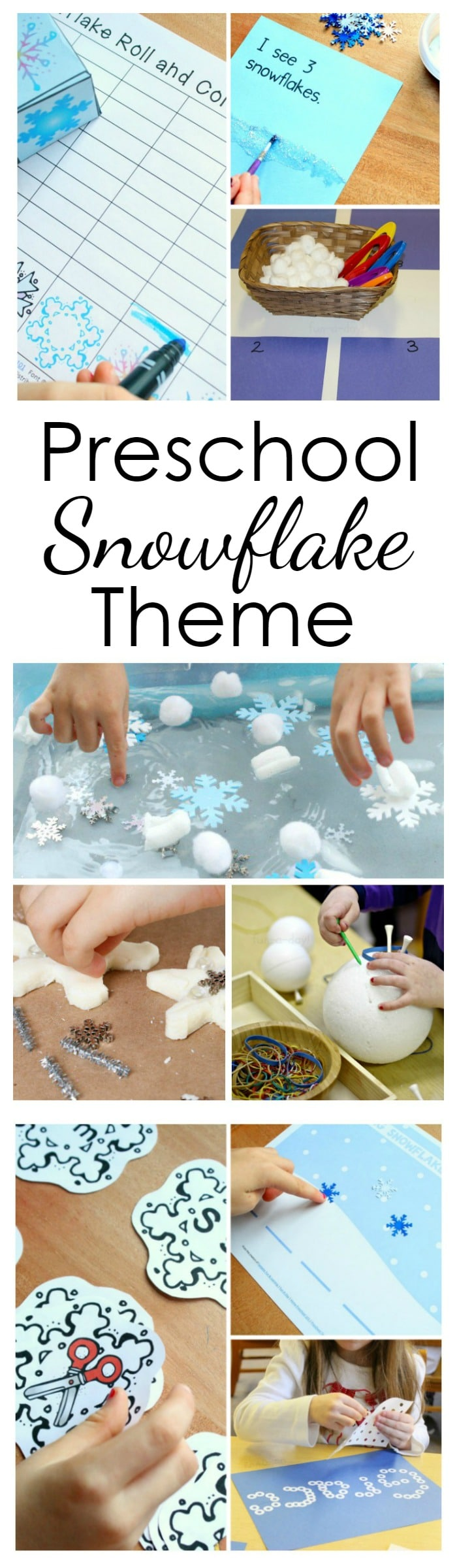 Preschool Winter Crafts Free