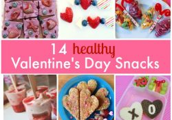 14 Healthy Valentine's Day Snacks