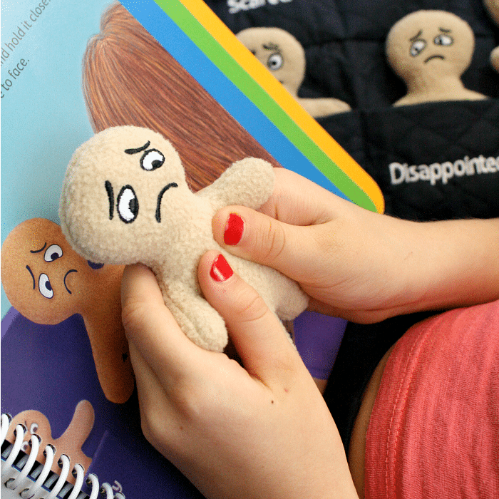 Help Kids Learn to Handle Big Emotions at Home with Feeling Buddies for Families