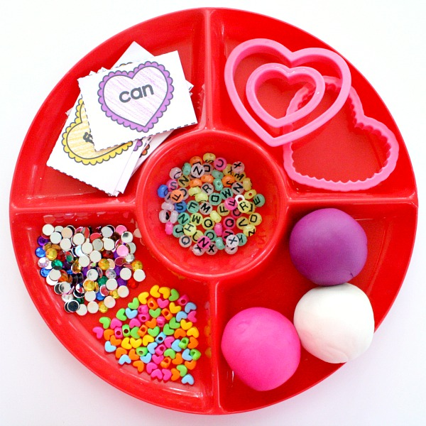candy heart dough-square