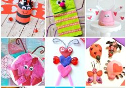 14 Love Bug Crafts and Activities