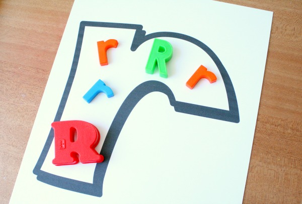 ABCs and Magnetic Letters