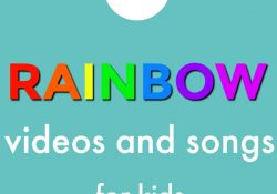 10 Great Rainbow Videos and Songs for Kids