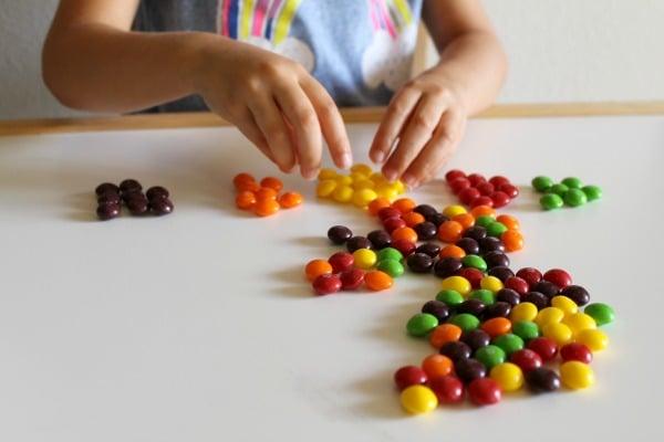 Sorting Skittles