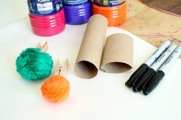 Bug Art Materials