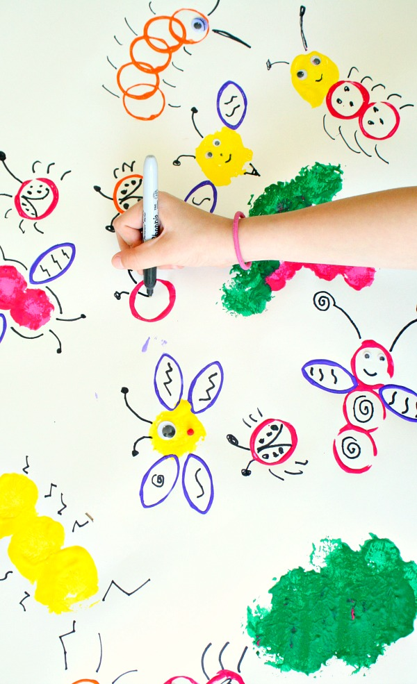 Insect Art Activity