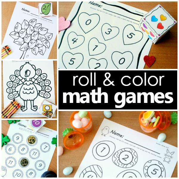 roll games