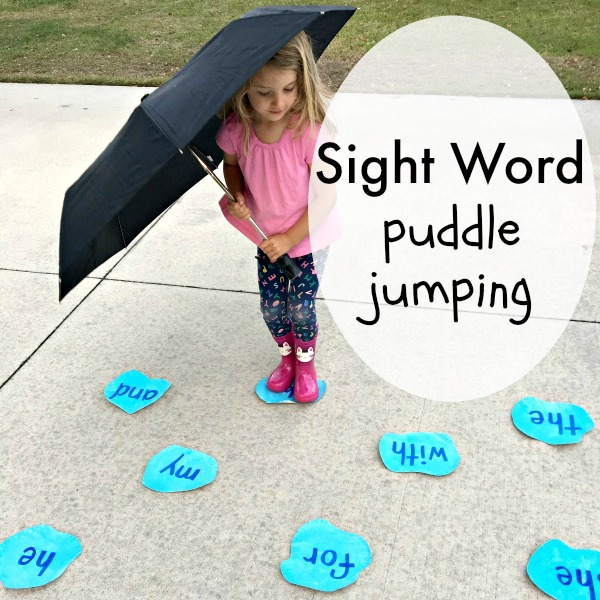 6b4223e05d53 Puddle Jumping Sight Word Game - Fantastic Fun & Learning