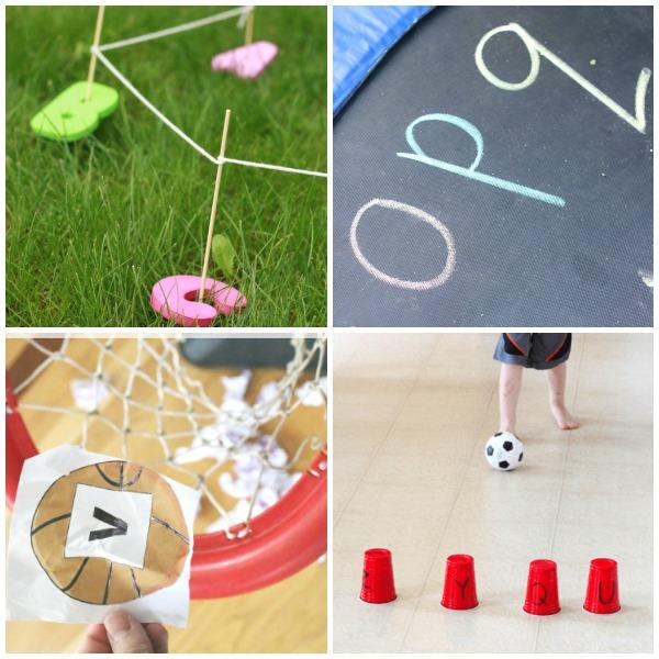 Gross Motor Alphabet Activities That Get Kids Moving Fantastic Fun