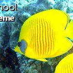 Preschool Fish Theme Activities