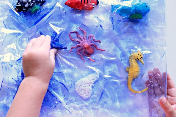Preschool Ocean Theme Activities - Fantastic Fun & Learning