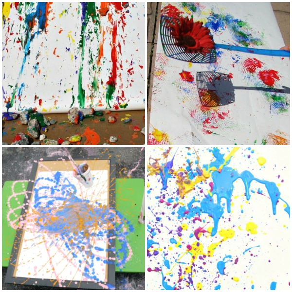 BIG Art Projects for Kids