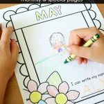 Monthly Self Portrait Journal for Preschool and Kindergarten. Includes seasonal and nonseasonal versions with and without space to write child's name. Also includes pages for first day, last day, and birthday drawings.