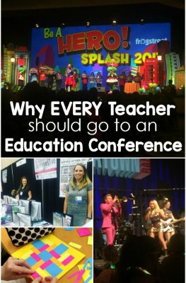 Why Every Teacher Should Attend an Education Conference