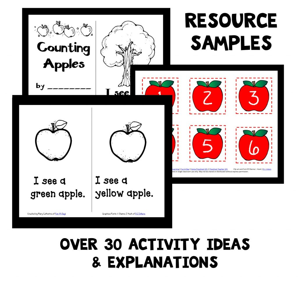 apple activities for fall fantastic fun u0026 learning