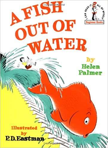 Books about pets for kids fantastic fun learning for A fish out of water