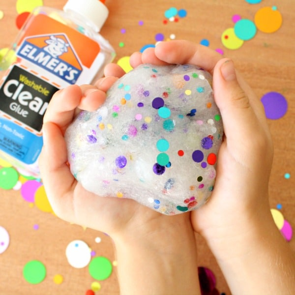 how to make a small batch of slime