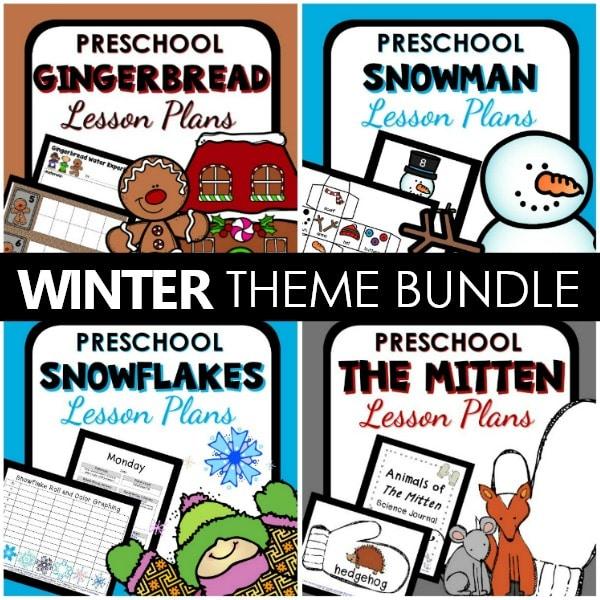 preschool winter theme activities fantastic fun learning