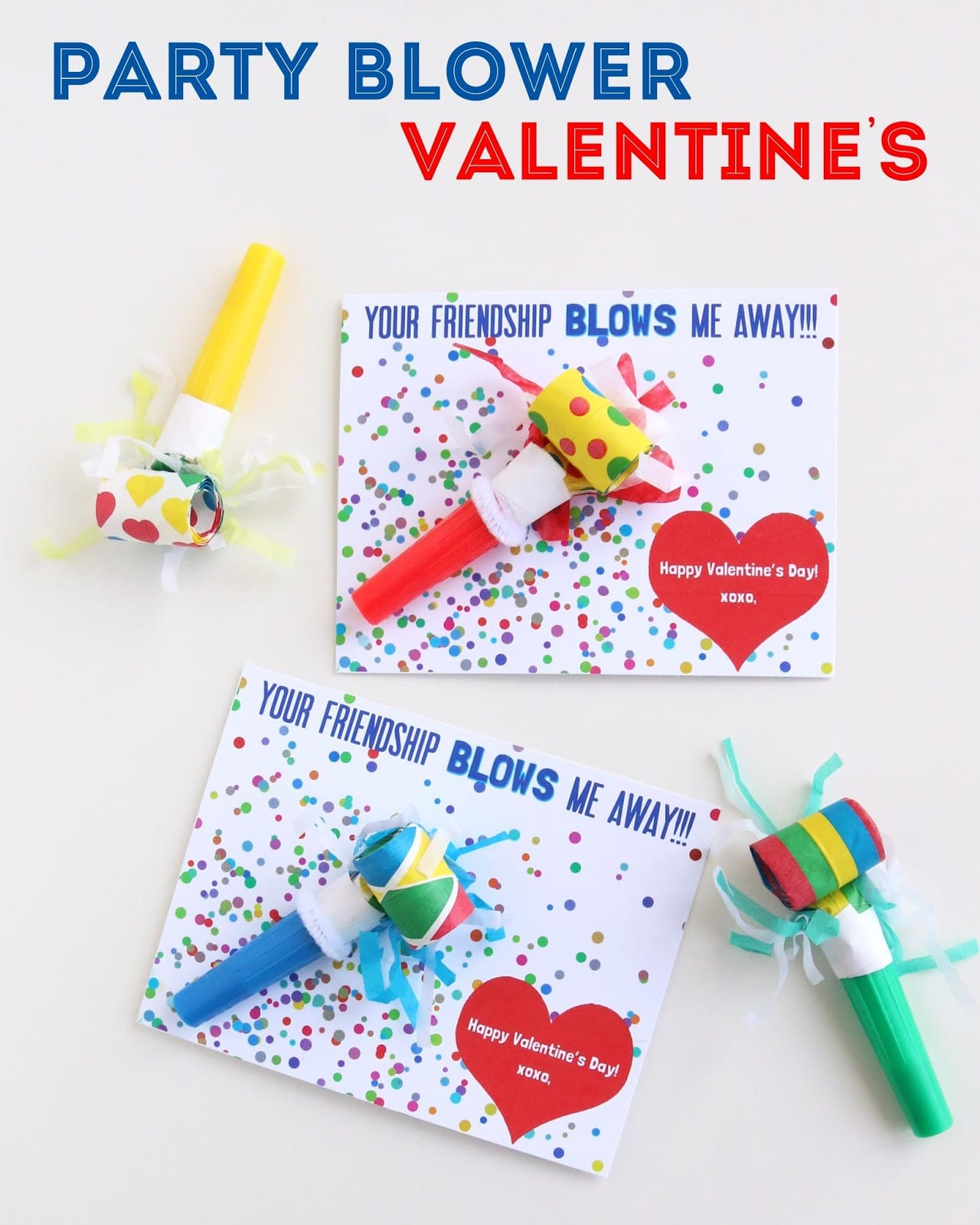 Diy Valentines Kids Will Love Fantastic Fun Learning