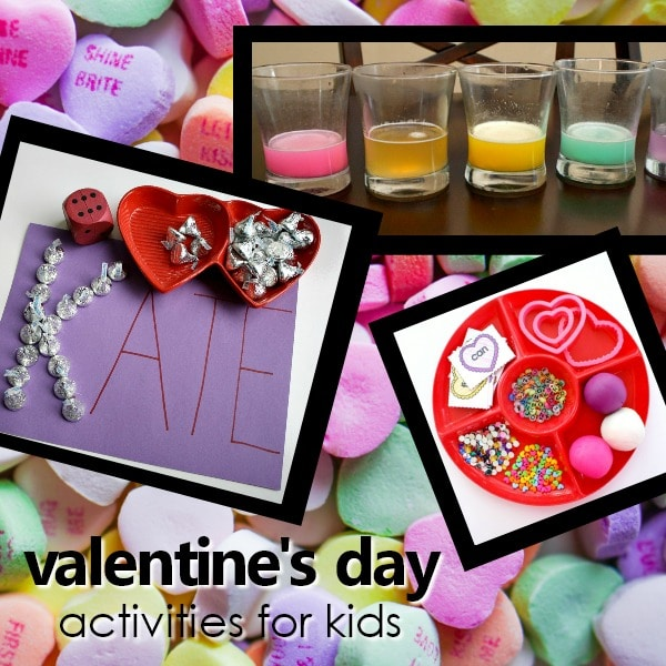 Valentine S Day Activities For Kids Fantastic Fun Learning