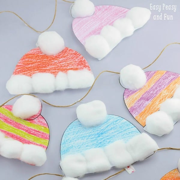 Creative Winter Crafts For Kids Fantastic Fun Learning