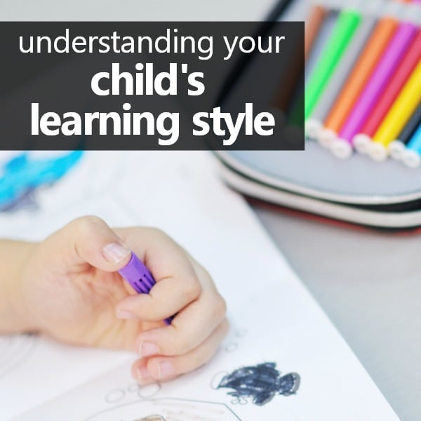 Different Learning Styles for Kids