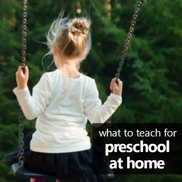 square-what do preschoolers need to know