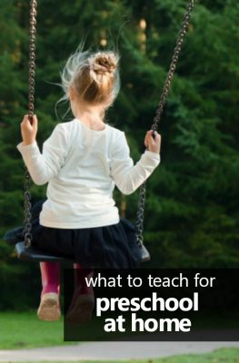 what to teach for preschool at home-preschool learnings skills and goals for teaching homeschool preschool #preschoolathome #preschoollearning #homeschoolpreschool