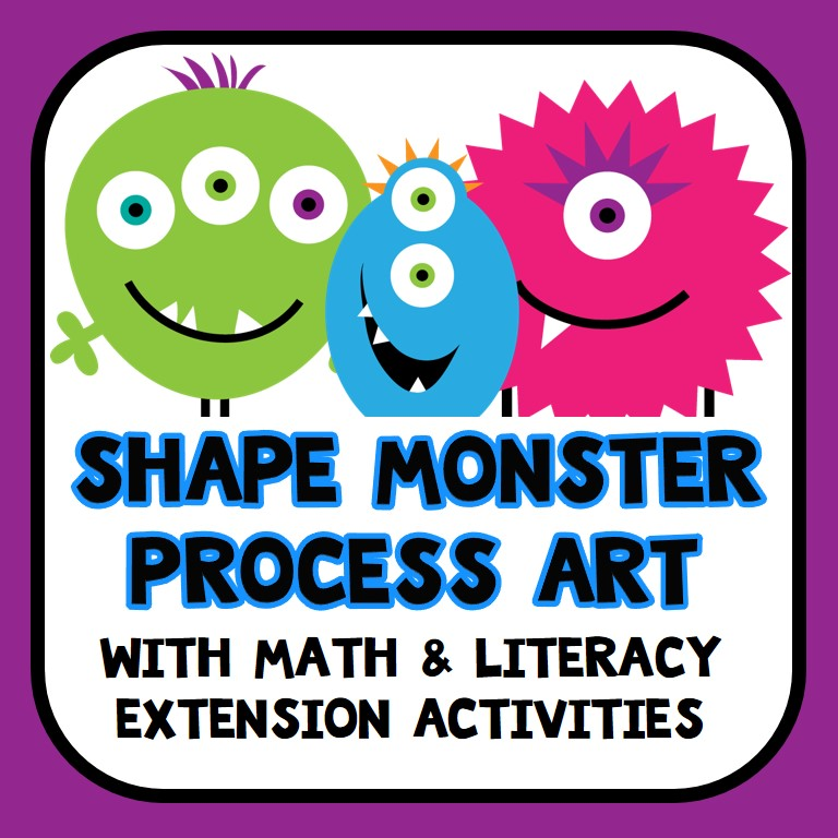 Shape Monster Art