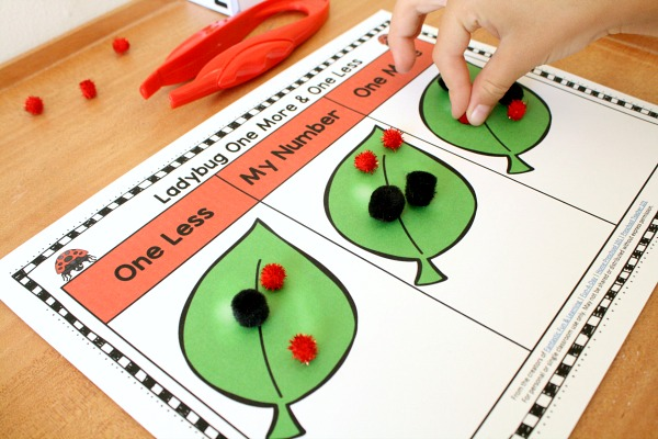 Number Sense Activity for Preschool and Kindergarten