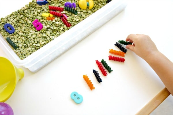 caterpillar math counting activity
