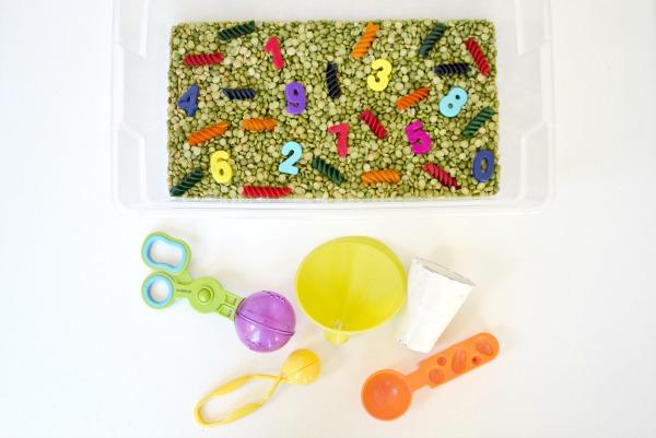 caterpillar math materials