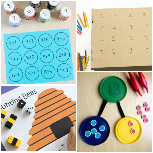 Addition and Subtraction Games 4