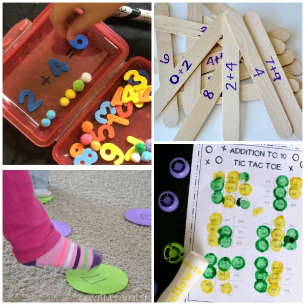Hands-on math fact games-3