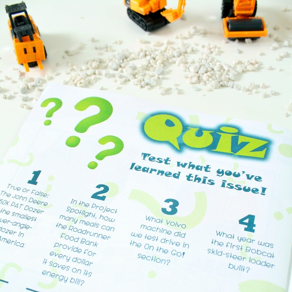 Jobsite Juniors Quiz