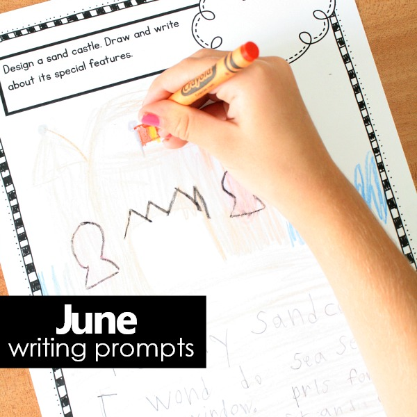 June Writing Prompt Ideas-Square