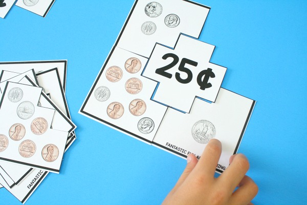 Counting Coins Money Games - Fantastic Fun & Learning