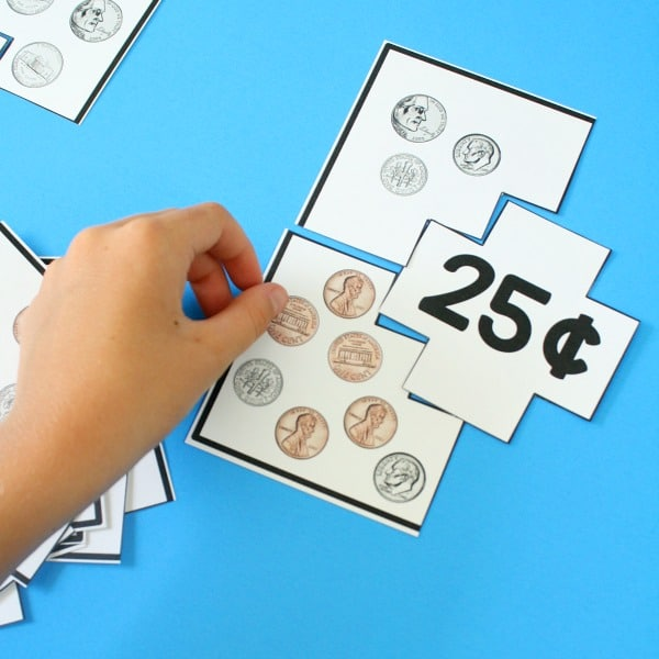 Money Puzzles-Counting Coins