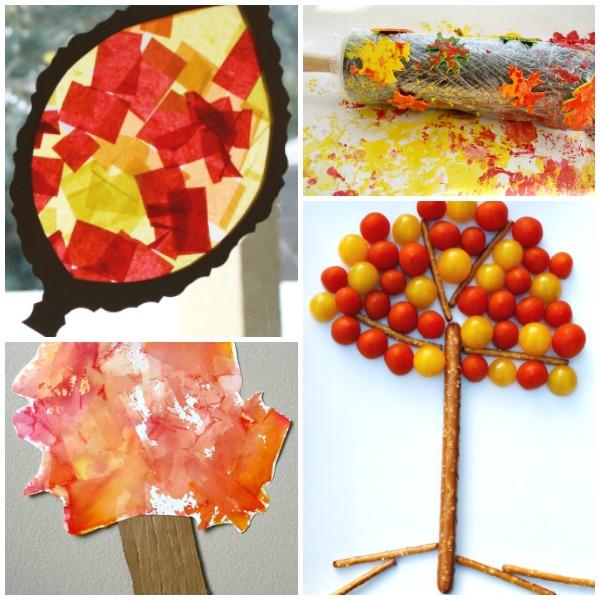 Fall Theme Preschool Activities Fantastic Fun Learning