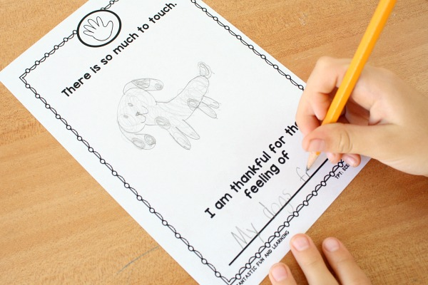 Free Printable Thanksgiving Activity for Preschool and Kindergarten