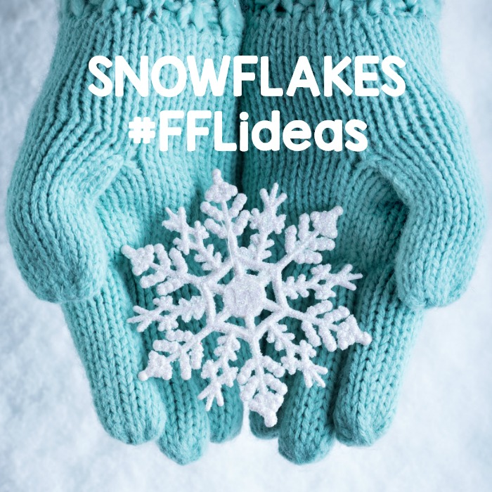 Snowflake Preschool Activities