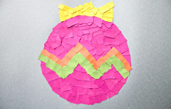 paper Christmas crafts for kids