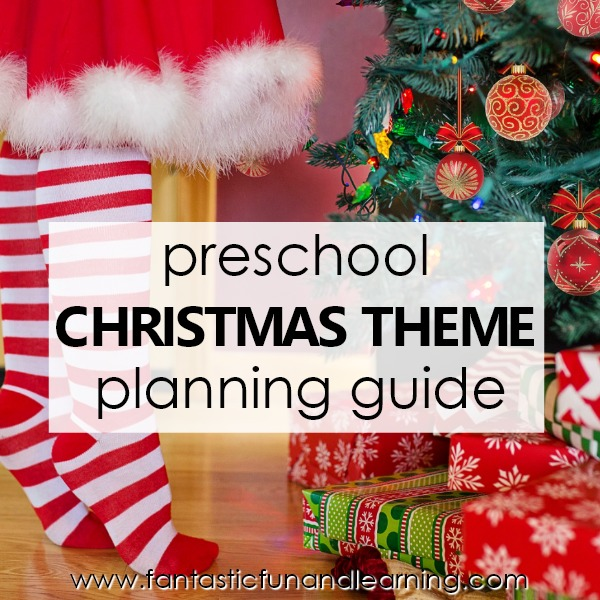 Christmas Theme Planning Guide -Square