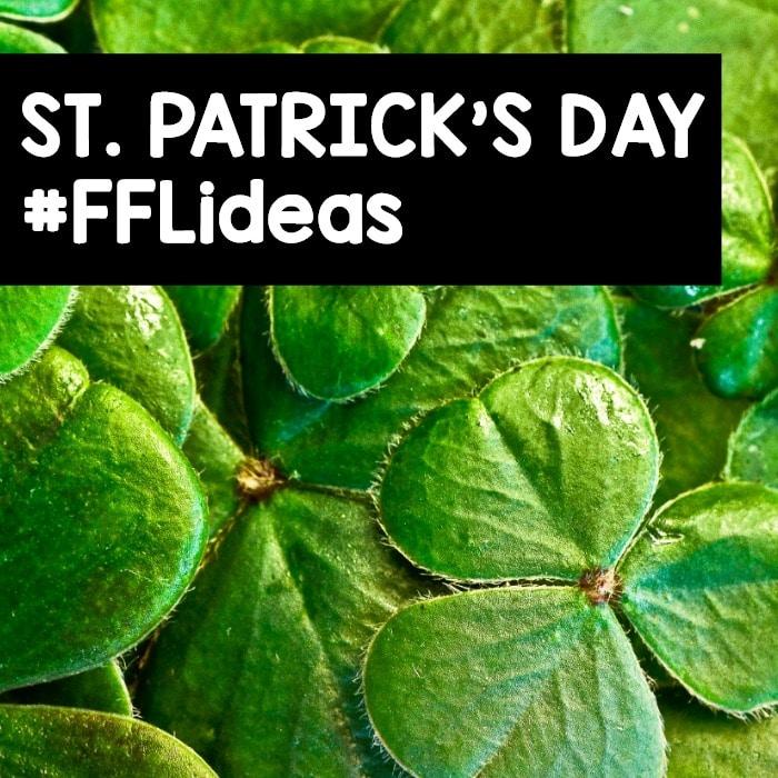 Preschool St. Patrick's Day Ideas