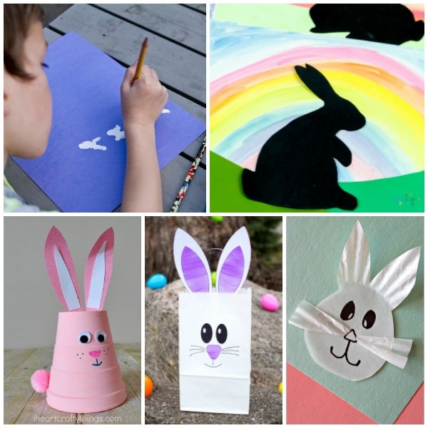 Bunny Crafts Kids Can Make