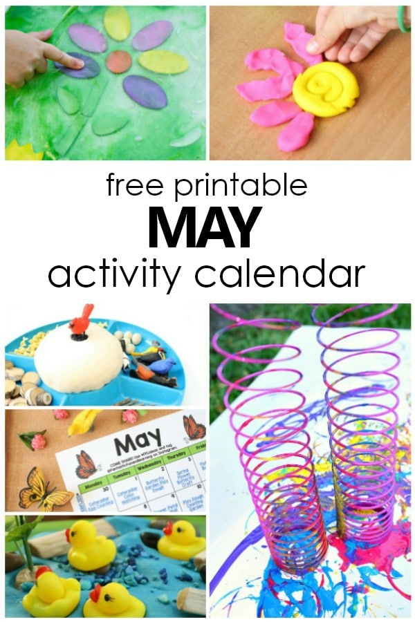 May Preschool Activities And Fun Things To Do With Kids - Fantastic Fun &  Learning