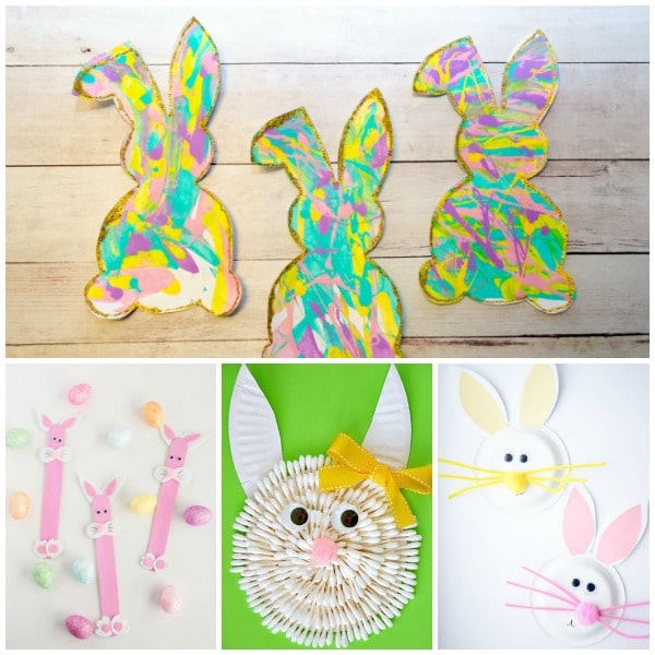 Fun Bunny Craft Projects for Kids