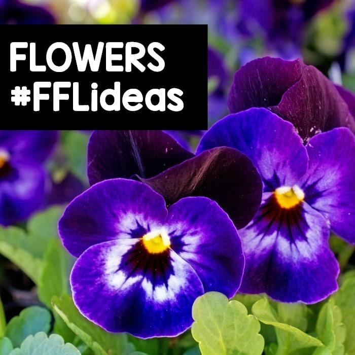 Preschool Flower Theme Ideas