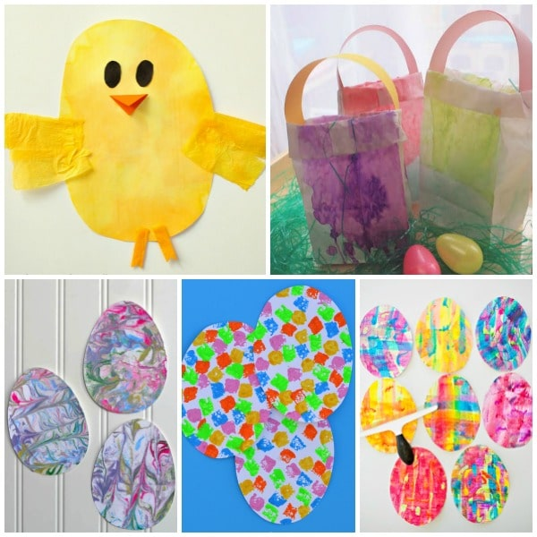 Set 4-Easter Crafts for Kids